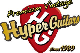 ハイパーギターズ HyperGuitars | ヴィンテージギター&アンプ専門店