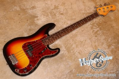 Fender '62 Precision Bass
