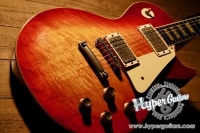 Gibson '60 Les Paul Standard  Burst ,2050″