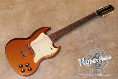 Gibson '67 Melody Maker XII