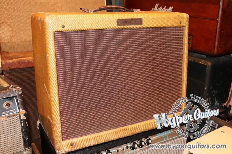 Fender '57 Deluxe Amp