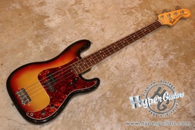 Fender '69 Precision Bass