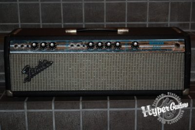 Fender '73 Bassman 100 Head