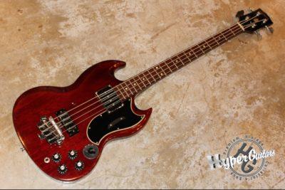 Gibson '68 EB-III