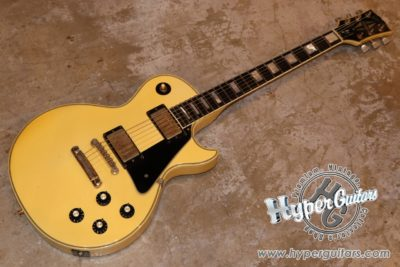 Gibson '75 Les Paul Custom