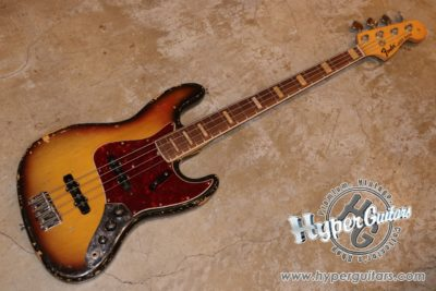 Fender '72 Jazz Bass