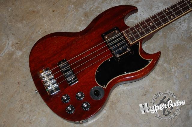 Gibson '70 EB-III L
