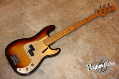Fender '58 Precision Bass
