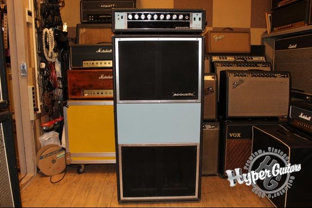 acoustic 70's 360+361 Bass Set