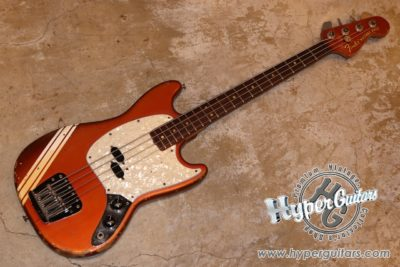 Fender '70 Mustang Bass