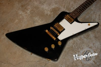Gibson '83 Korina Explorer