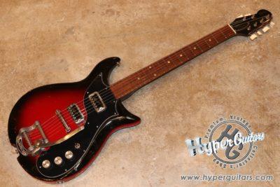 Gretsch '67 Corvette #6135
