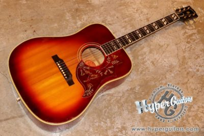 Gibson '63 Hummingbird
