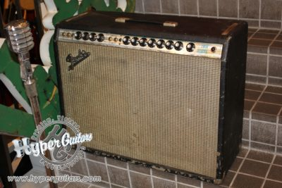 Fender '72 Twin Reverb Amp