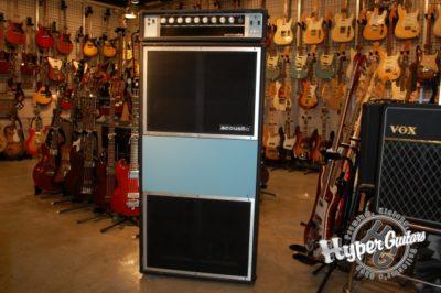 acoustic 70's MODEL 360 bass