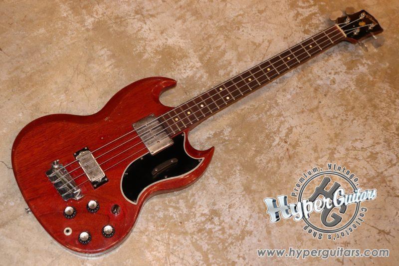 Gibson '63 EB-III