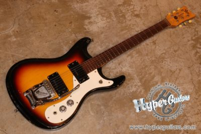 Mosrite '66 The Ventures II Model