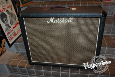 Marshall '76 #2049 Half Cabinet