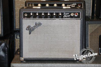 Fender '82 Super Champ
