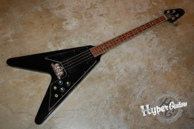 Gibson '81 Flying V Bass
