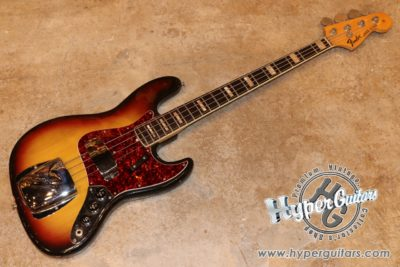 Fender '71 Jazz Bass
