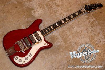Epiphone '64 Crestwood Deluxe