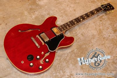 Gibson '64 ES-345TDC(Stereo+Varitone)