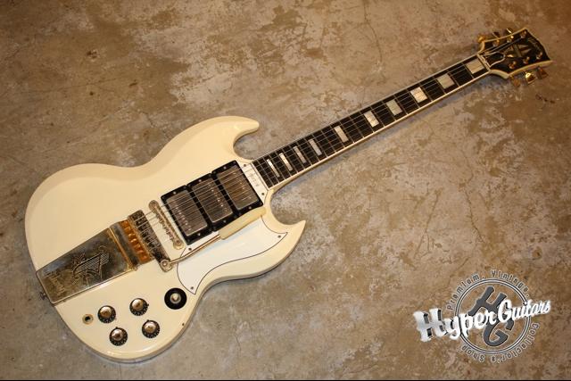 Gibson '65 SG Custom