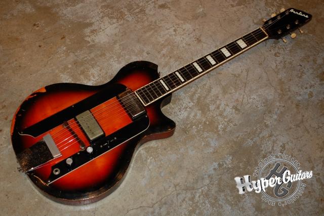 Airline 60's Bizarre Guitar