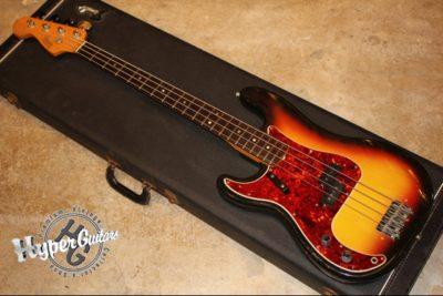 Fender '66 Precision Bass Lefty