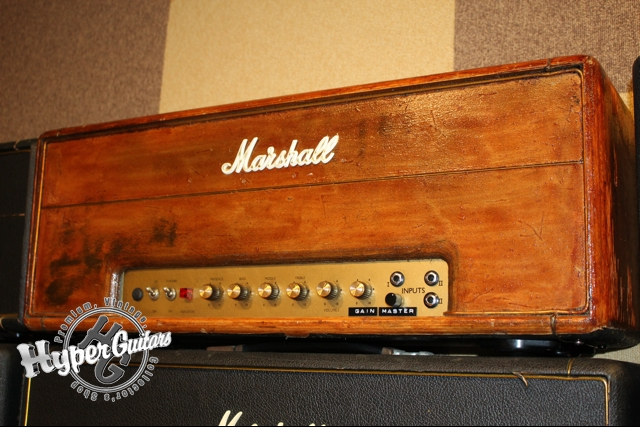 Marshall '69 #1959 Super Lead 100W(改)