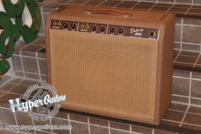 Fender '63 Deluxe Amp