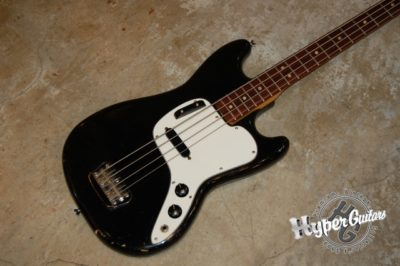 Fender '75 Musicmaster Bass