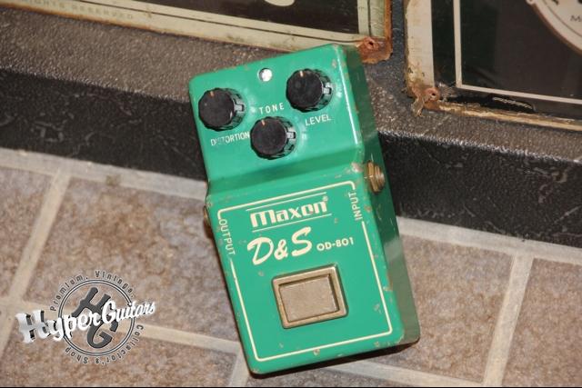 Maxon 80's D&S OD-801