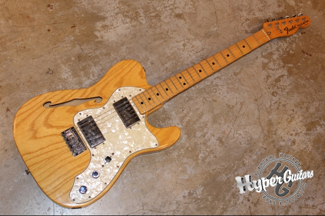Fender '73 Telecaster Thinline