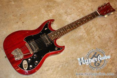 Hagstrom 70's HG 801 Special