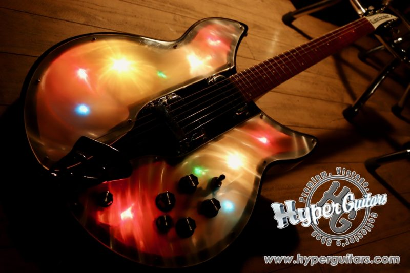 Rickenbacker '71 #331 Light Show