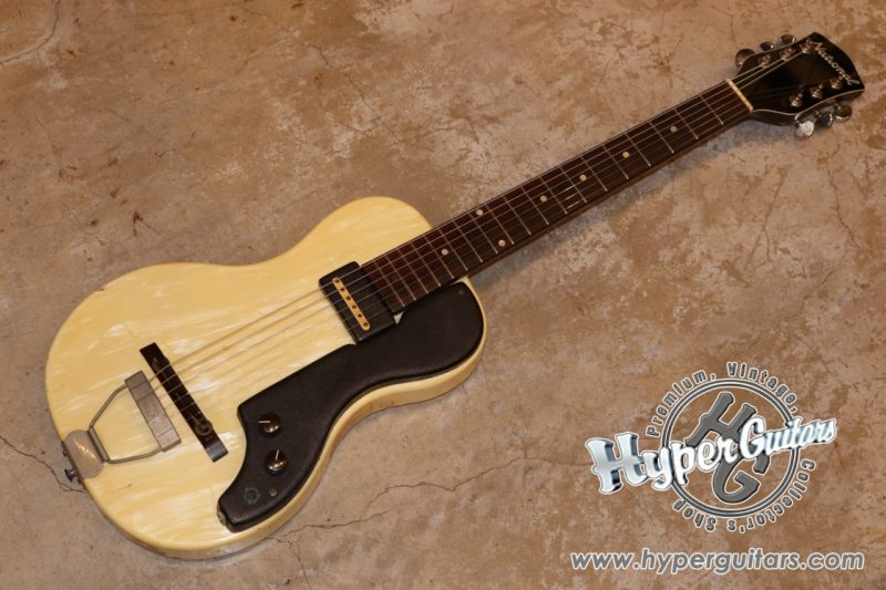 National '51 Solid Body Electric Guitar