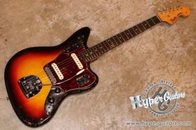Fender '62 Jaguar