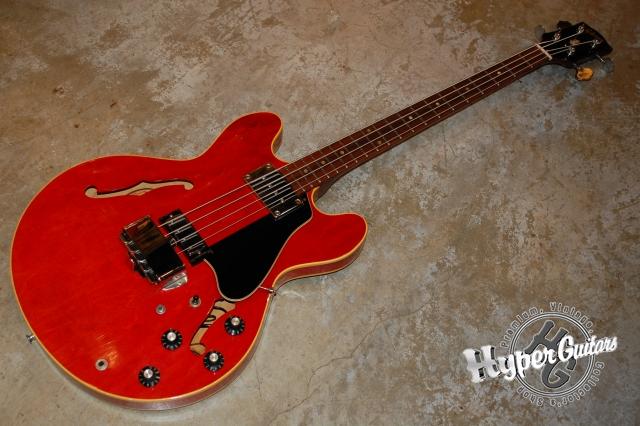 Gibson '69 EB-IID
