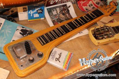 Gibson '61  Lap Steel Korina