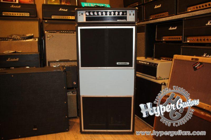 Acoustic '72 #360 + #361 Bass Set