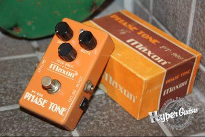Maxon 80's PT-909 Phase Tone