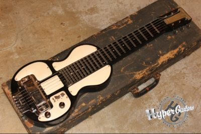 Rickenbacher 40's Bakelite Lap Steel Model B