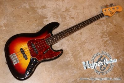 Fender '64 Jazz Bass