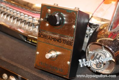 Electro-Harmonix Screaming Tree Treble Booster