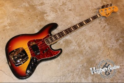 Fender '68 Jazz Bass