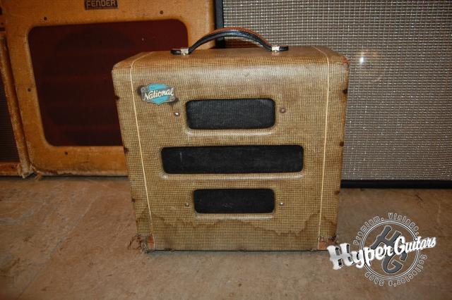 National '51 Valco Amp
