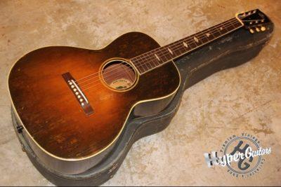 Gibson '30 Nick Lucas Special