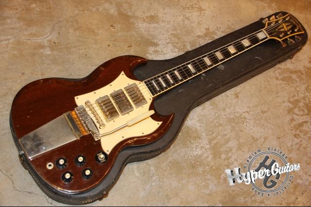 Gibson '69 SG Custom